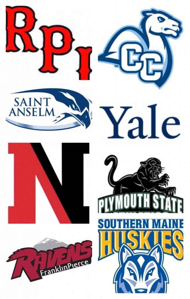 8 schools