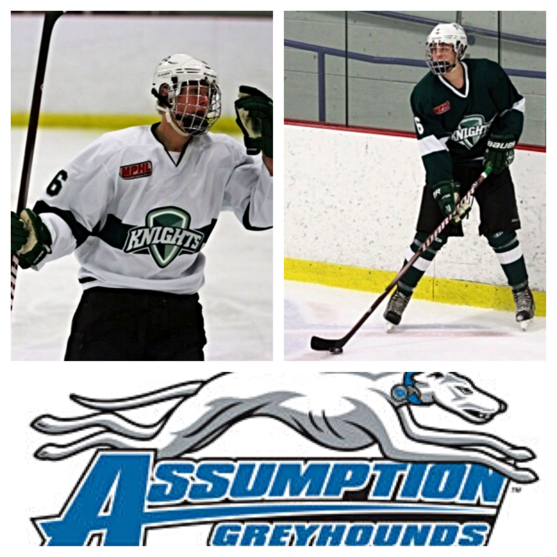 kauppinen commits to assumption college rice prep q why did you choose assumption college