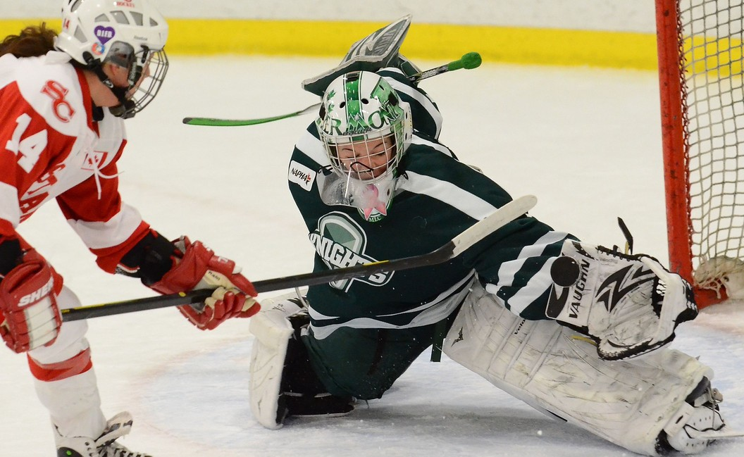 Knights Goalie Maddie Myers Chosen For Usa Hockey Select 18u Camp